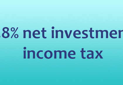 The net investment income tax is alive and well: How it can affect your estate plan